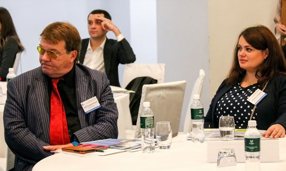 GVA на конференции по банкострахованию