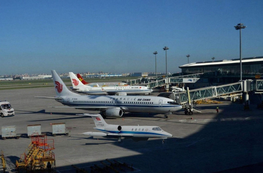 Medical evacuation in China